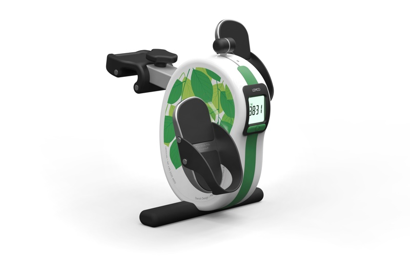 BedCycle for in bed rehabilitation