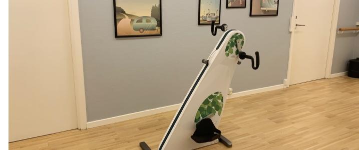 Combi Bike Exerciser for chair - wheelchair