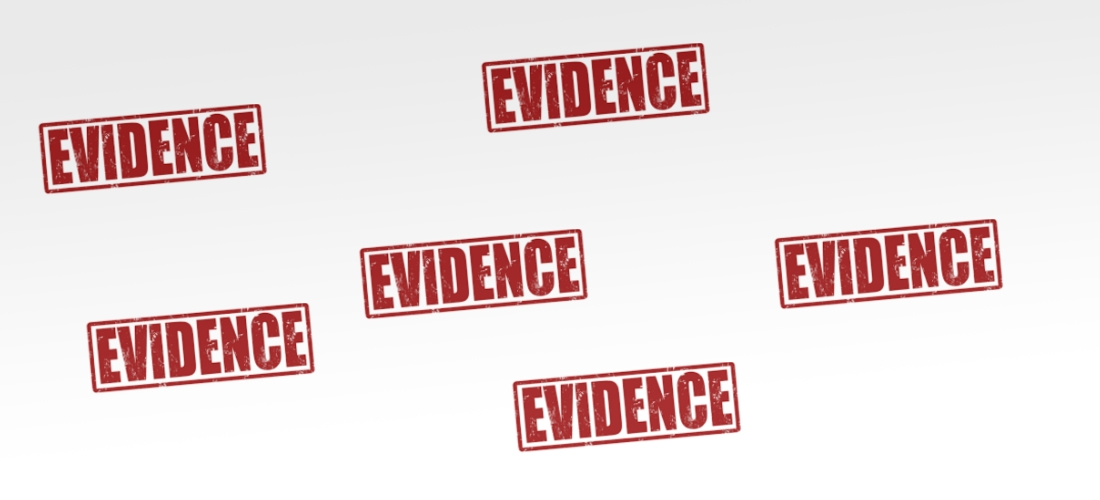 Evidence Exercises