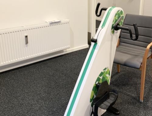 Exerciser for use in elderlycare